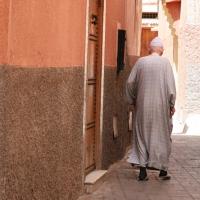 Marrakech Gasse