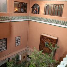 Marokko Reiseinformationen - Riad Maisen La Nomade